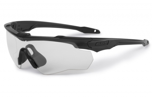 ESS Crossblade glasses Clear